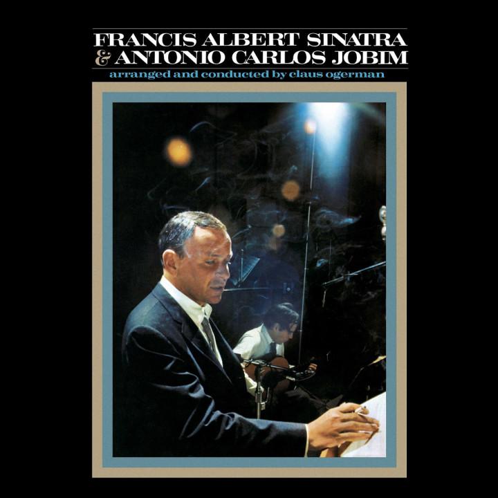 Francis Albert Sinatra & Antonio Carlos Jobim (LP)