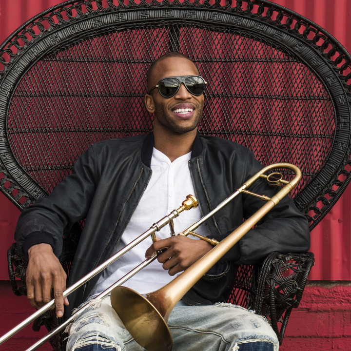 Trombone Shorty – Parking Lot Symphony