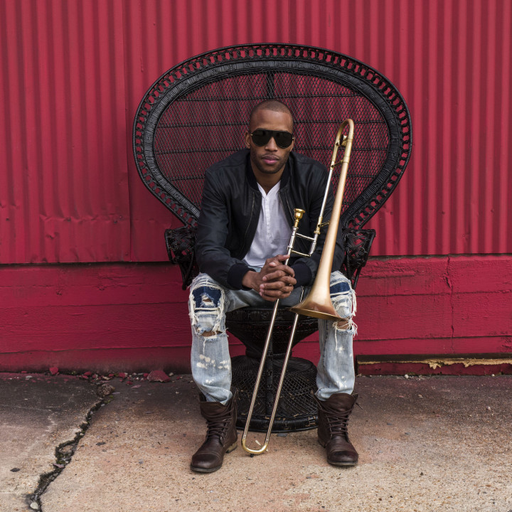 Trombone Shorty — Parking Lot Symphony