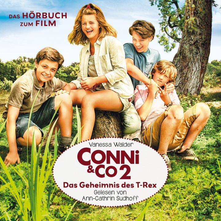 Vanessa Walder: Conni & Co 2 - Das Geheimnis des T-Rex - Das Hörbuch zum Film