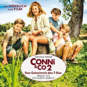 Conni, Vanessa Walder: Conni & Co 2 - Das Geheimnis des T-Rex - Das Hörbuch zum Film, 00602557294194