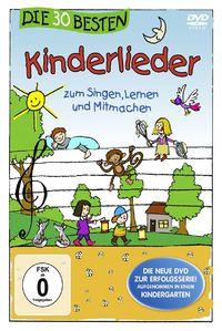 Simone Sommerland, Die 30 besten Kinderlieder (DVD), 04260167471563
