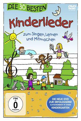 Die 30 besten..., Die 30 besten Kinderlieder (DVD), 04260167471563