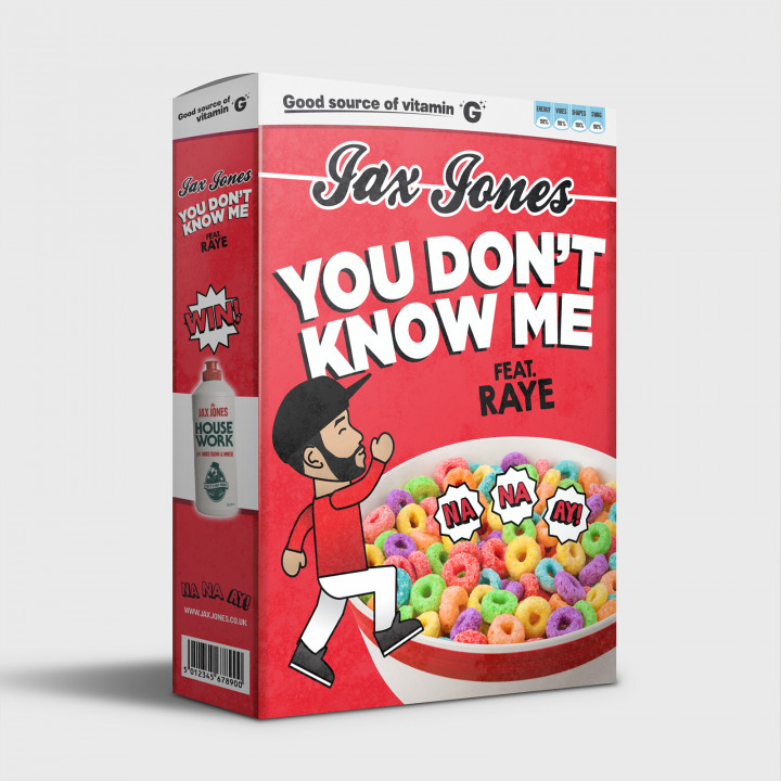 Jax Jones You Dont Know Me