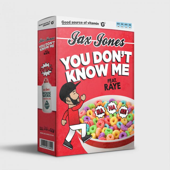 Jax Jones You Dont Know Me