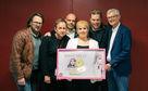 Maite Kelly, Maite Kelly beim Berliner Konzert mit GOLD überrascht