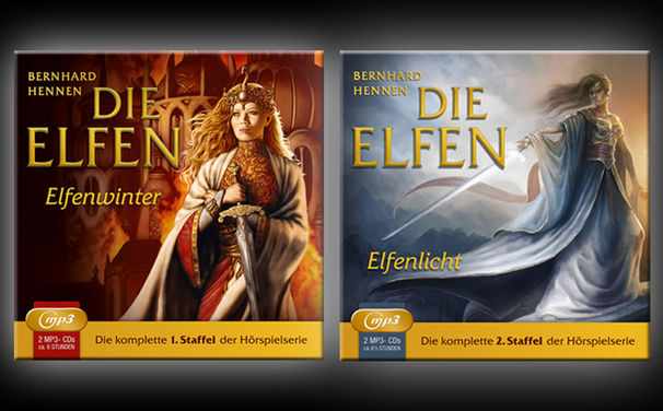 Die Elfen, Die Elfen – Staffel 1 und 2 als Boxsets ab 07. April 2017