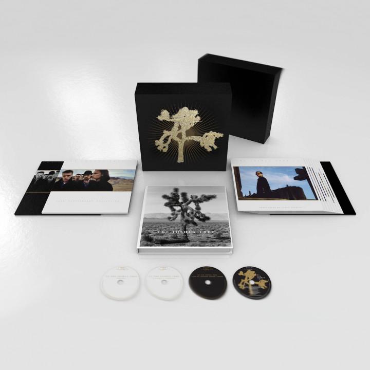 The Joshua Tree (30th Anniversary) Super Deluxe 4CD Box Set