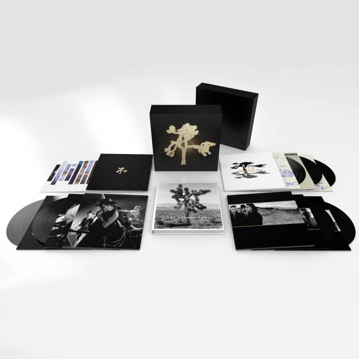 The Joshua Tree (30th Anniversary) Super Deluxe 7LP Box Set