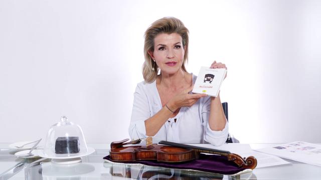 Anne-Sophie Mutter, Mutterissimo - Idee und Design (Teaser)