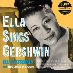 Ella Fitzgerald, Ella Sings Gershwin, 00602557531060