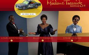 Auf Streife im Netz, Jazzlegenden lebensecht - bei Madame Tussauds swingts
