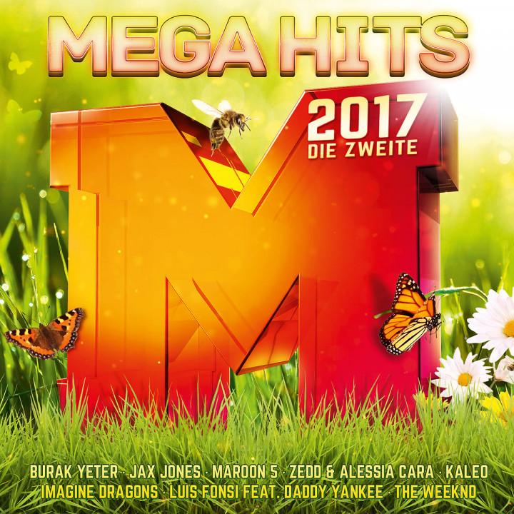 MegaHits 2017 - Die Zweite