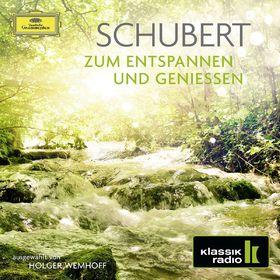 Musik zum Entspannen und Genießen, Schubert - Zum Entspannen und Genießen, 00028948280797