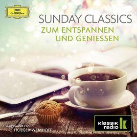 Musik zum Entspannen und Genießen, Sunday Classics - Zum Entspannen und Genießen, 00028948280629