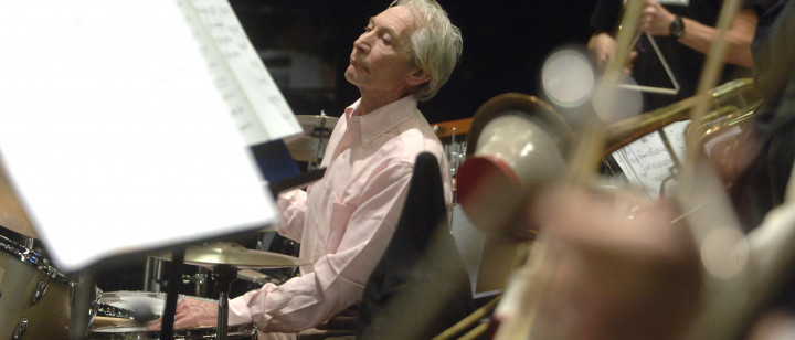 Charlie Watts Meets The Danish Radio Big Band