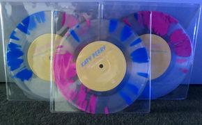 Katy Perry, Gewinnspiel: Holt euch Chained To The Rhythm von Katy Perry für euren Plattenspieler