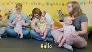 Reinhard Horn, Baby in Bewegung - Medley