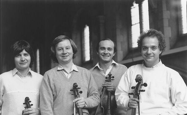 Takács Quartet, Beethoven hoch vier - das Takács Quartet zelebriert mit Beethovens Musik die hohe Kunst des Streichquartetts