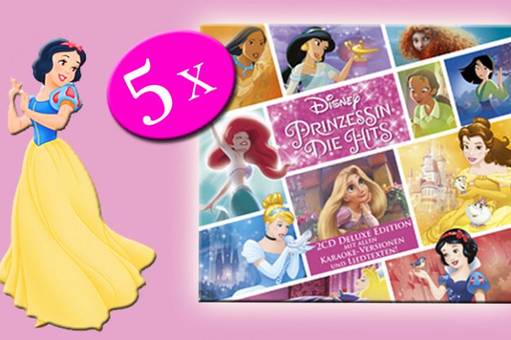 Disney Prinzessin Gewinnspiel