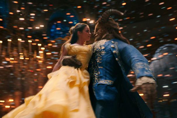 Die Schöne und das Biest, Disneys Die Schöne und das Biest weltweit auf Rekordjagd