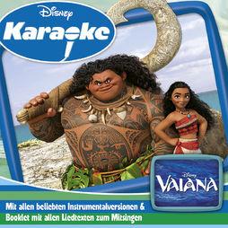 VAIANA, Vaiana - Disney Sing-Along, 00050087361914