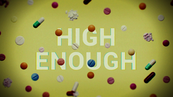High Enough (Lyric Video)