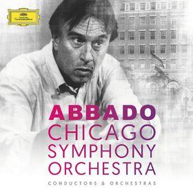 Claudio Abbado, Claudio Abbado & Chicago Symphony Orchestra, 00028947972396