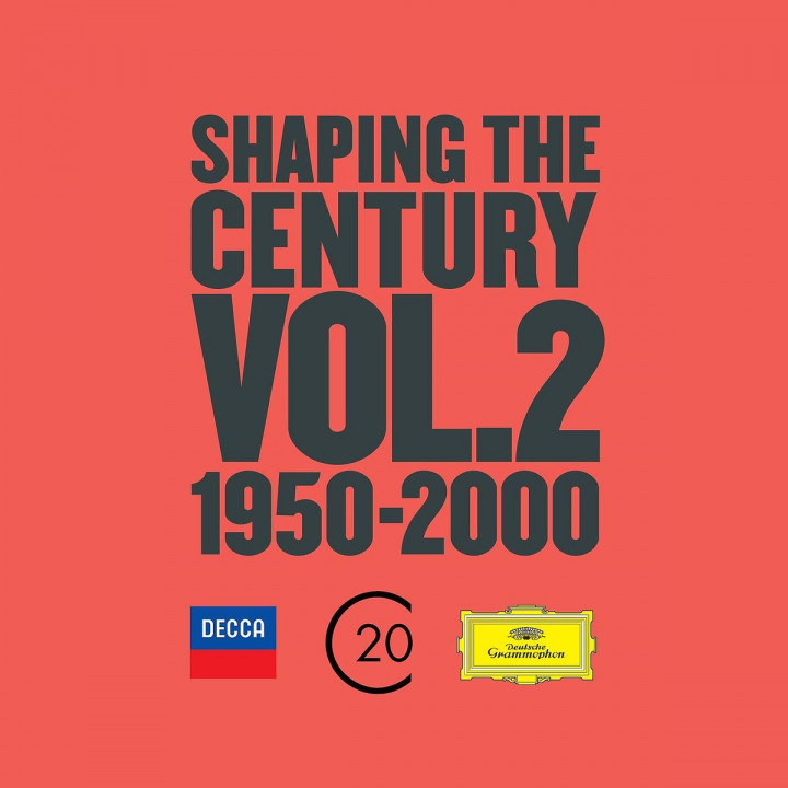 Shaping the Century Vol. 2 1950-2000