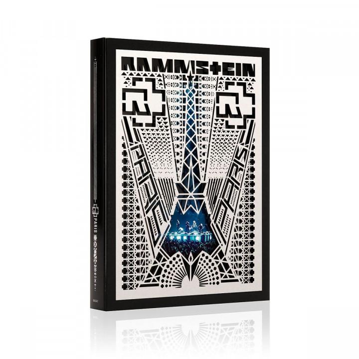 RAMMSTEIN: PARIS (LTD. METAL FAN EDT.)