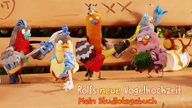 Rolf Zuckowski, Rolfs neue Vogelhochzeit - Studiotagebuch