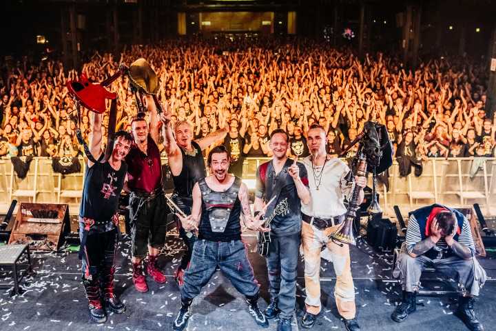 In Extremo Live 2016