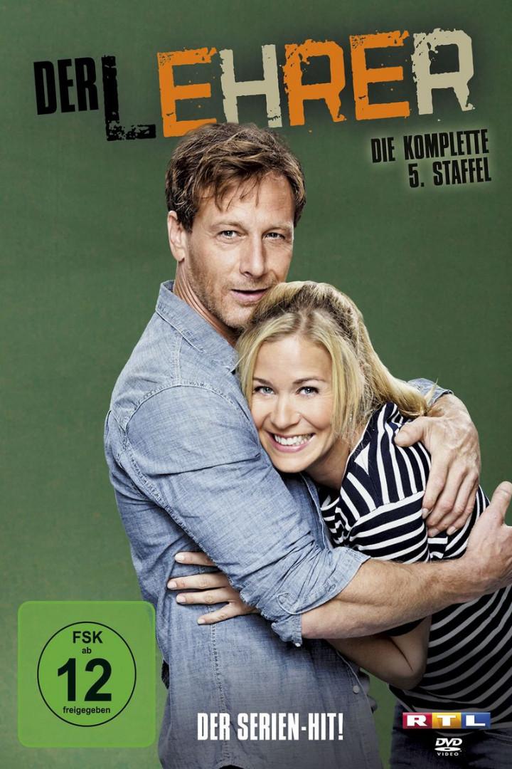 Der Lehrer - die komplette 5. Staffel (RTL)