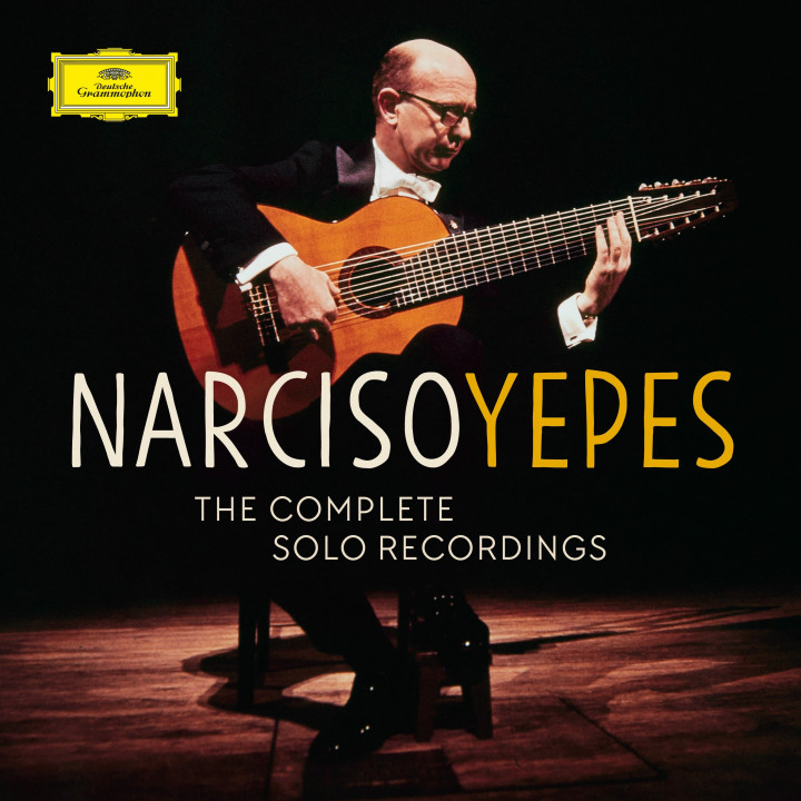 Narcisco Yepes - The Complete Solo Recordings