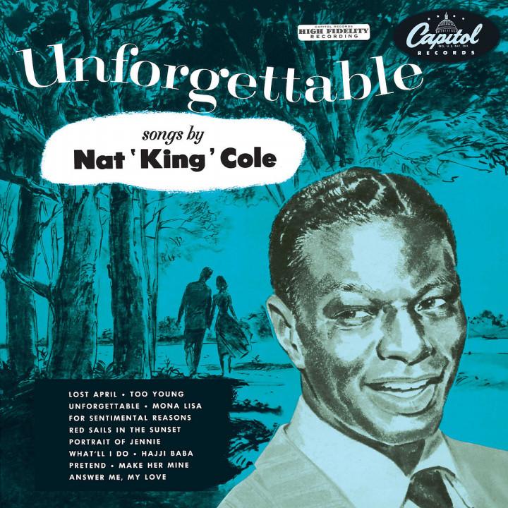 Unforgettable (Vinyl)
