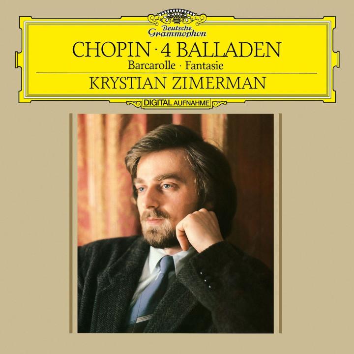 Chopin: 4 Ballads; Barcarolle; Fantasie