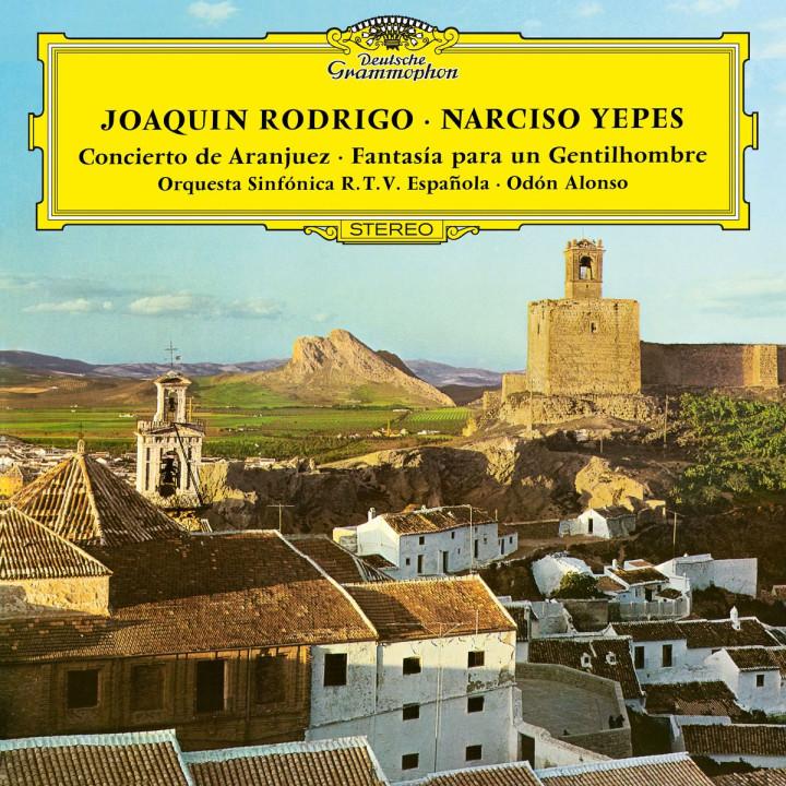 Rodrigo: Concierto de Aranjuez; Fantasía para un gentilhombre