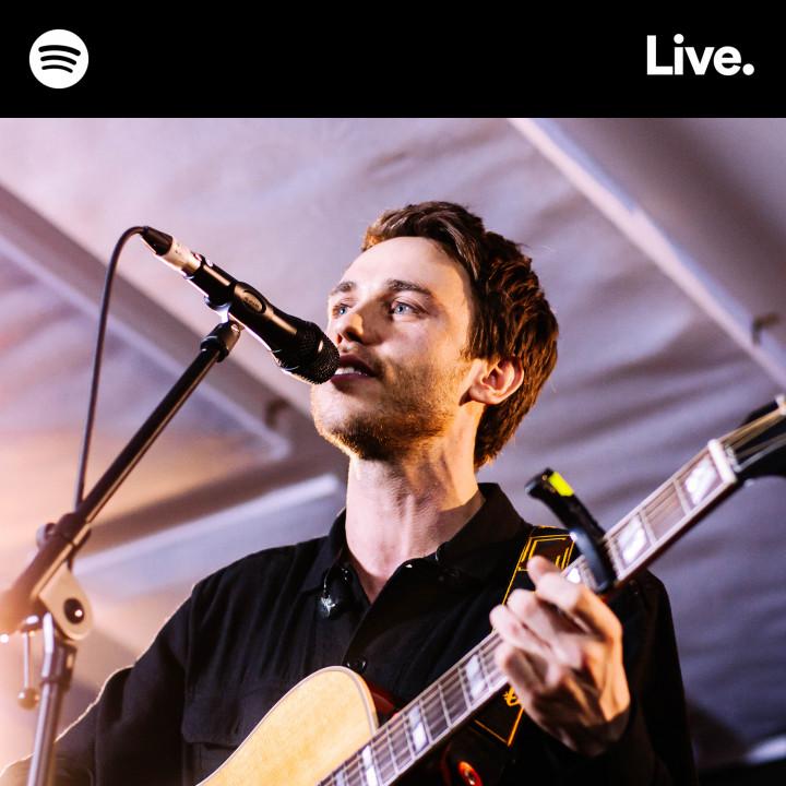 Clueso Spotify Live