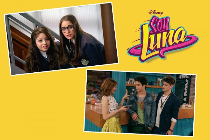 Soy Luna Staffel 2 News Header