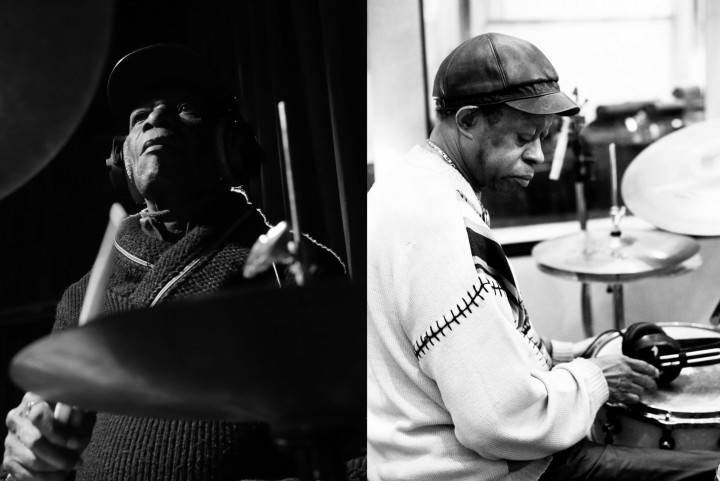 Tony Allen und Louis Hayes by Blue Note Records