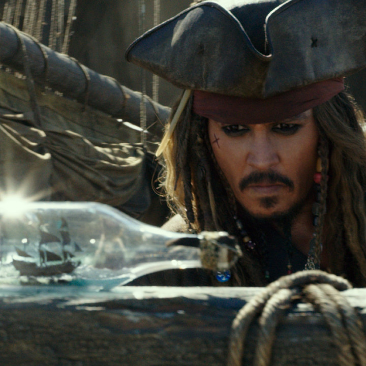 Jack Sparrow Szene