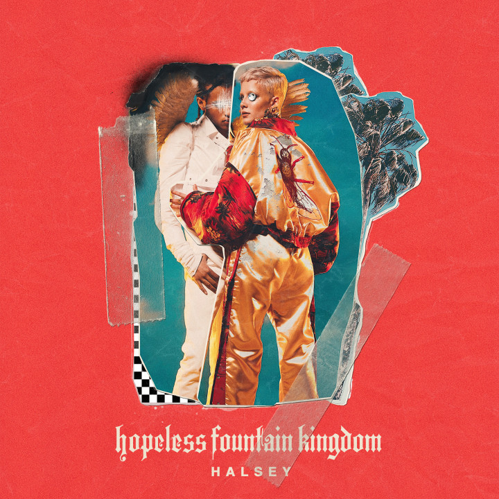 Halsey Hopeless Fountain Kingdom Cover