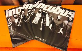 Incubus, Gewinnt eine Trust Fall (Side A)-Vinyl von Incubus