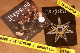 In Extremo, Quid Pro Quo: Gewinnt euer In Extremo Fanpaket