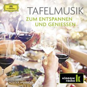 Musik zum Entspannen und Genießen, Tafelmusik - Zum Entspannen und Genießen, 00028948280834