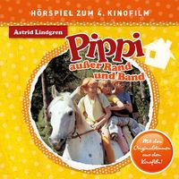 Pippi Langstrumpf, Pippi außer Rand und Band (Hörspiel zum 4. Kinofilm), 00602557613827