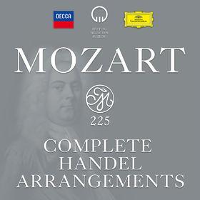 Mozart 225 - Complete Handel Arrangements, 00028948319275