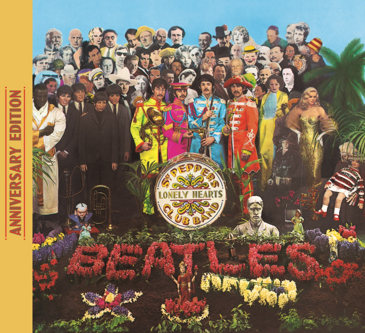 The Beatles - Sgt.Pepper's Standard Edt.