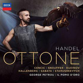 Max Emanuel Cencic, Handel: Ottone, 00028948318148