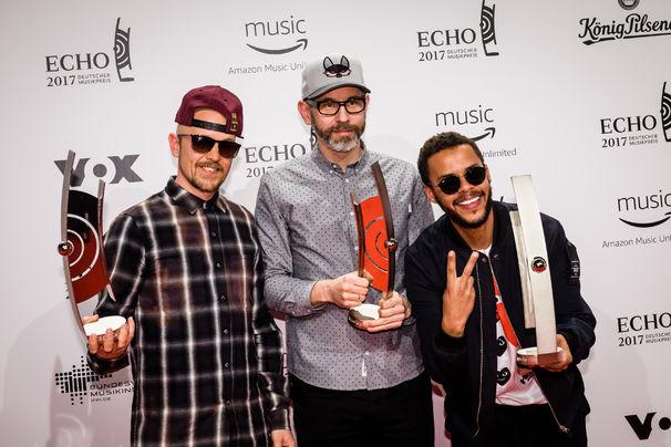 ECHO, Beginner: Jan Delay, Denyo, DJ Mad